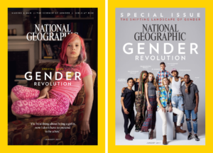 National Geographic, January 2017 cover